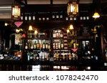 london   july 22  interior of...   Shutterstock . vector #1078242470