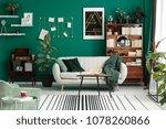 modern design  botanic living...   Shutterstock . vector #1078260866