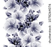 abstract elegance seamless... | Shutterstock . vector #1078264076
