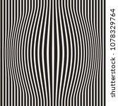 halftone bloat effect optical... | Shutterstock .eps vector #1078329764