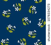 seamless pattern with hand...   Shutterstock .eps vector #1078334273