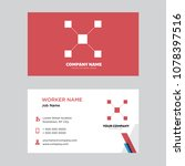 browser business card design... | Shutterstock .eps vector #1078397516
