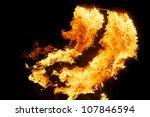 fire stick | Shutterstock . vector #107846594