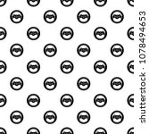 steering wheel pattern vector... | Shutterstock .eps vector #1078494653