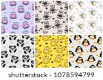 set seamless pattern from...