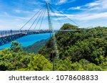 modern construction   sky... | Shutterstock . vector #1078608833