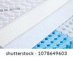 quality mattress materials... | Shutterstock . vector #1078649603