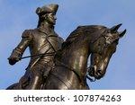 George Washington Monument...