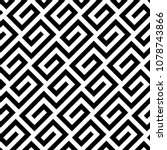 seamless pattern with chinese... | Shutterstock .eps vector #1078743866