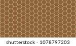 brown polygonal illustration...   Shutterstock .eps vector #1078797203