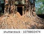 most south sanctuary prasat...   Shutterstock . vector #1078802474