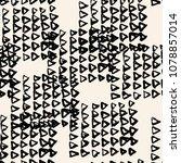 triangle tie dye pattern.... | Shutterstock .eps vector #1078857014