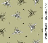 vector illustration. beetle...   Shutterstock .eps vector #1078860770