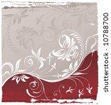 floral background | Shutterstock .eps vector #10788700