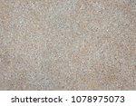 gravel texture or gravel... | Shutterstock . vector #1078975073