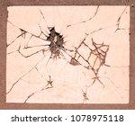 background tiles old  old... | Shutterstock . vector #1078975118