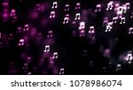 background with nice flying... | Shutterstock . vector #1078986074