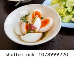 local thai cuisine   Shutterstock . vector #1078999220