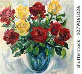 Talented Artist Painted A Still ...