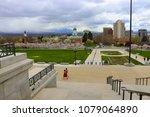 salt lake city  utah state... | Shutterstock . vector #1079064890