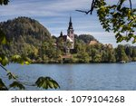 Small photo of bled lake, slovenia