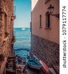 Small photo of View of Scilla, Calabria