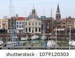 vlissingen  netherlands  april...   Shutterstock . vector #1079120303