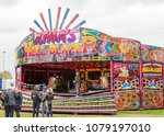 york  england. april 28 2018.... | Shutterstock . vector #1079197010