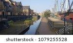 tobacco dock london | Shutterstock . vector #1079255528
