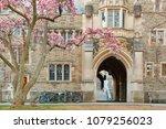 princeton  new jersey   april...   Shutterstock . vector #1079256023