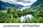 scenery around mendenhall... | Shutterstock . vector #1079269964