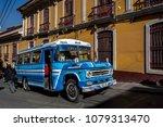 la paz  bolivia   may 04  2012  ... | Shutterstock . vector #1079313470