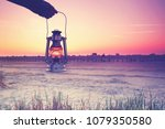 travel concept  hand holding a...   Shutterstock . vector #1079350580