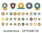 free sign icon | Shutterstock .eps vector #1079368718