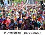london  england  april 22nd...   Shutterstock . vector #1079380214