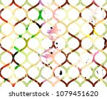 abstract pattern background ... | Shutterstock .eps vector #1079451620