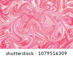 Pink Abstract Background And...