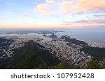 rio de janeiro  brazil | Shutterstock . vector #107952428