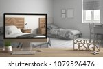 architect designer project... | Shutterstock . vector #1079526476