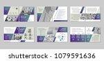 brochure creative design....   Shutterstock .eps vector #1079591636