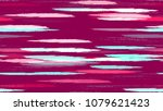 hipster texture with strokes... | Shutterstock .eps vector #1079621423
