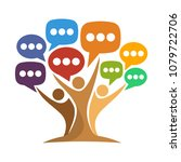 logo icon for media... | Shutterstock .eps vector #1079722706