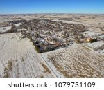 valley springs is a small...   Shutterstock . vector #1079731109