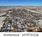 valley springs is a small...   Shutterstock . vector #1079731226