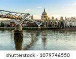 london  uk   july 16 2016   st. ... | Shutterstock . vector #1079746550