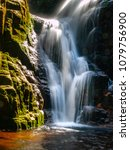 kamienczyk waterfall near... | Shutterstock . vector #1079756900