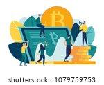 vector illustration  flat style ... | Shutterstock .eps vector #1079759753