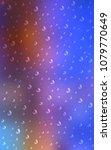light blue  yellow vertical... | Shutterstock . vector #1079770649