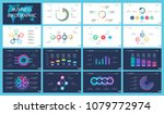 colorful marketing or... | Shutterstock .eps vector #1079772974