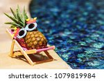 summer lifestyle image of young ...   Shutterstock . vector #1079819984